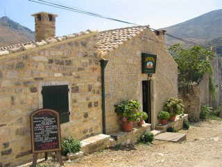 Korfu Taverne in Old Perithia